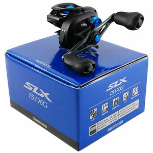 新品未使用、日本未発売 SHIMANO SLX 151XG SLX151XGになります。 左ハンドル...