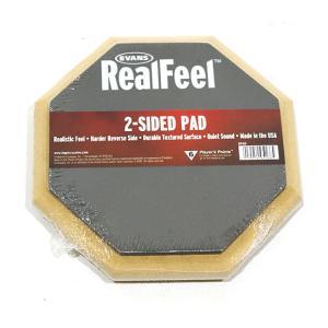 EVANS/Real Feel Double-Sided Practice Pad RF6D|gakki-de-genki