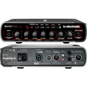 tc electronic/ベース用・ヘッドアンプ RH450【ティーシーエレクトロニック】|gakki-de-genki