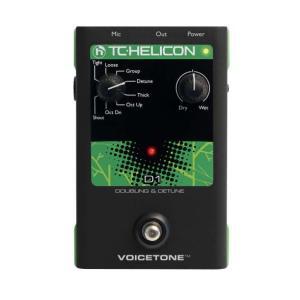 TC-Helicon/ボーカル用エフェクター VoiceTone D1【ティーシーヘリコン】|gakki-de-genki