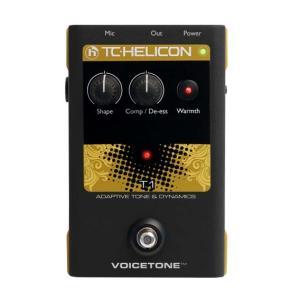 TC-Helicon/ボーカル用エフェクター VoiceTone T1【ティーシーヘリコン】|gakki-de-genki