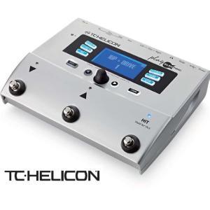 TC-Helicon/Play Electric ボーカル&エレクトリックギター用マルチFXプロセッサー 【ティーシーヘリコン】|gakki-de-genki