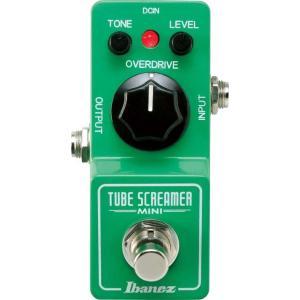 ・伝統の Tube Screamer サウンドをそのままにダウンサイジング  ・TS808 と同色の...