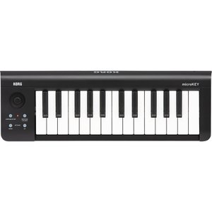 PCベースの音楽製作/演奏をパーフェクトにサポートするUSB MIDIキーボード microKEY ...