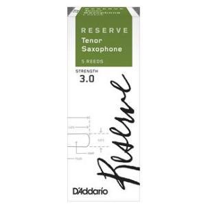 D'Addario Woodwinds/レゼルヴ テナーサックス用リード (5枚入り)【ダダリオ ウッドウィンズ】|gakki-de-genki