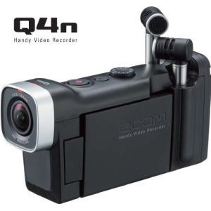 ZOOM/Handy Video Recorder Q4n ハンディビデオレコーダー【ズーム】