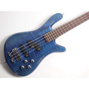 Warwick/Streamer LX 4 OCEAN BLUE (SATIN HIGH POLISH)2015【ワーウィック】【Made in Germany】|gakki-de-genki