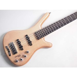 Warwick/Rock Bass Corvette Premium 5 Natural High Polish【ワーウィック】【Warwick特価】|gakki-de-genki