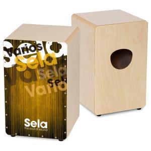 Sela/カホン Varios Gold SE 067【セラ】|gakki-de-genki