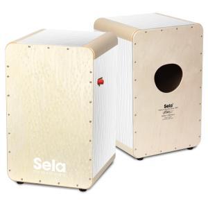 Sela/カホン Wave Pro White Pearl SE 025【セラ】|gakki-de-genki