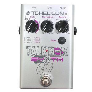 TC-Helicon/Talkbox Synth トークボックス 【ティーシーヘリコン】|gakki-de-genki