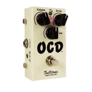 たとえ自分のアンプが使えないシチュエーションでも  OCDは極めて汎用性の高いドライブペダルです。 ...