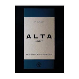 SILVERSTEIN/B♭クラリネット リード ALTA REED 5枚入り【シルバースタイン】 gakki-de-genki