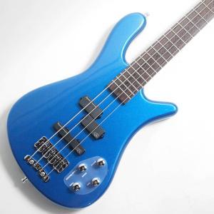 Warwick/Rock Bass Streamer LX 4 Solid Blue Metallic High Polish【ワーウィック】|gakki-de-genki