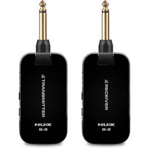 NUX B-2 2.4GHz Wireless System Black デジタル ワイヤレス・システム|gakki-de-genki|03