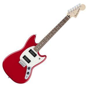 Fender Mustang 90 Pau Ferro Fingerboard Torino Red...