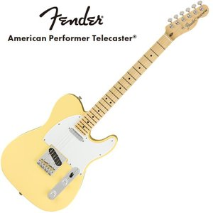 Fender American Performer Telecaster Maple Fingerb...