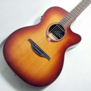 LAG GUITARS エレアコ T118ASCE-BRS【ラグ・ギターズ】 【薄型ボディ】|gakki-de-genki
