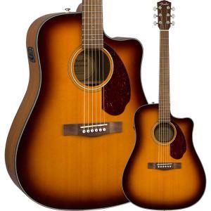 Fender CD-140SCE Dreadnought Walnut Fingerboard Su...