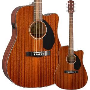 Fender CD-60SCE Dreadnought Walnut Fingerboard All...