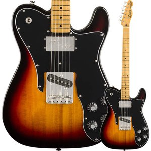 Squier by Fender Classic Vibe '70s Telecaster Cust...