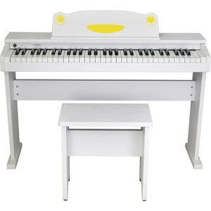 Artesia/デジタルピアノ FUN1 61 鍵盤キッズピアノ ホワイト【アルテシア】【電子ピアノ】 gakki-de-genki 02
