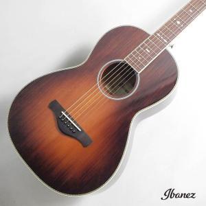 Ibanez Artwood Thermo Aged AVN10E-BVS (Brown Violin Sunburst)アコースティックギター【アイバニーズ】【アウトレット】|gakki-de-genki