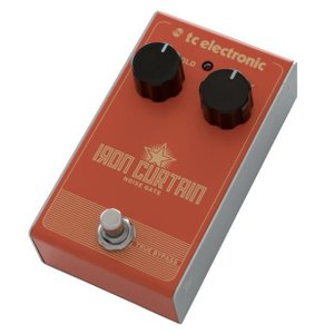 TC Electronic/Iron Curtain Noise Gate ノイズゲート【ティーシーエレクトロニック】【正規輸入品】の画像