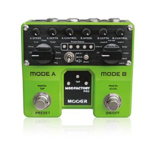 Mooer/Mod Factory Pro モッドファクトリープロ デジタルモジュレーション【ムーアー】【正規輸入品】【楽器de元気】|gakki-de-genki