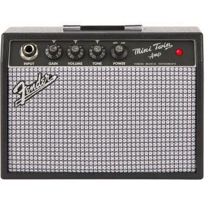Fender/ミニ・ギターアンプ Mini 65 Twin-Amp【フェンダー】