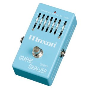 MAXON GE601 -Graphic Equalizer-の商品画像