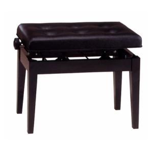 甲南/ピアノ椅子V60-S 黒色