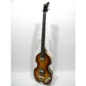 Hofner/バイオリンベース Vintage 62 WHP 3rd Generation 【ヘフナー】|gakki-de-genki