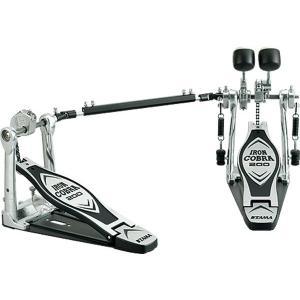 TAMA [タマ] ドラム Iron Cobra ペダル HP200PTW Twin Pedal|gakki-mori