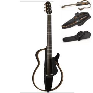 サイレントギター SLG200S トランスルーセントブラック(TBL)ヤマハ|gakkidonya3