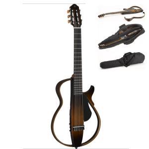 サイレントギター SLG200N:タバコブラウンサンバースト:(TBS) ヤマハ|gakkidonya3