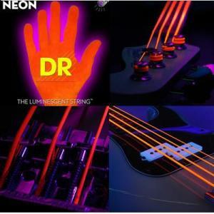 エレキギター弦光る弦エレクトリック・ギター弦ヘックス・コア/K3 オレンジNEON ORENGE DR-NOEエレキ弦|gakkidonya3