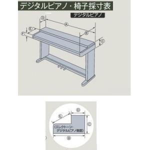電子ピアノカバー  アイボリー ミディアムワッフル柄 DTB-WA1-145 間口 145cm未満|gakkidonya3|02