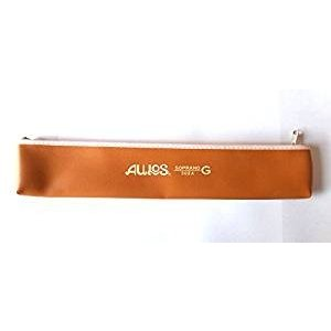 【AULOS(アウロス)】ソプラノリコーダー用ソフトケース 302A,303A|gakkiland-thanks