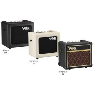 【VOX(ボックス)】【送料無料!】 モデリング ギターアンプ MINI3 G2|gakkiland-thanks