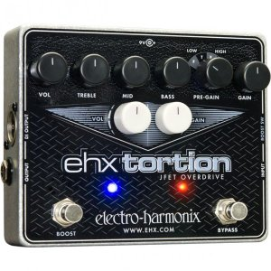 【electro-harmonix】【エフェクター】 EHX Tortion(EHXトーション)|gakkiland-thanks
