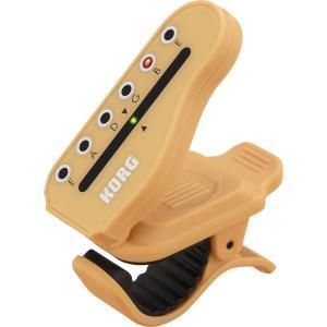 【ストラトタイプギター用クリップ式チューナー】KORG(コルグ) Clip-on Tuner headtune HT-G1|gakkiland-thanks