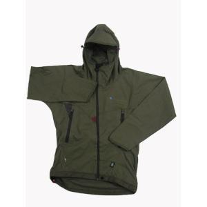 KLATTERMUSEN (クレッタルムーセン) EINRIDEジャケット オーガニックコットン100%のマウンテンジャケット gaku-shop