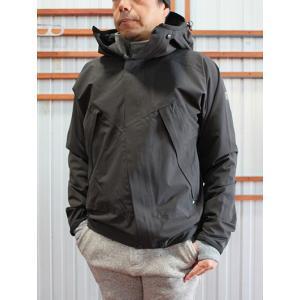KLATTERMUSEN (クレッタルムーセン) ALLGRON アルグロンジャケット  防水透湿性素材 ブラック|gaku-shop