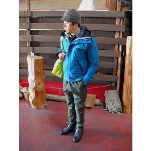 KLATTERMUSEN (クレッタルムーセン) ALLGRON アルグロンジャケット 防水透湿性素材を使用 ブルー gaku-shop