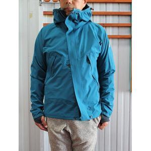 KLATTERMUSEN (クレッタルムーセン) ALLGRON アルグロンジャケット 防水透湿性素材ナイロンジャケット Blue Sapphire |gaku-shop