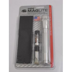 マグライト 単3電池 2本 AA世界的なベストセラーライト ホルスターミニライト|gaku-shop