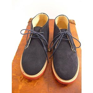 WALK-OVER ウォークオーバー USA製 Chukka  チャッカー NAVY SUEDE|gaku-shop