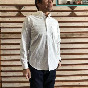 orslow (オアスロウ) 01-8012  4.5OZ ボタンダウンシャンブレーシャツ 今季はキレイメ感も|gaku-shop