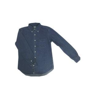 orslow (オアスロウ) orSlow(オアスロウ)01-8012-95 ボタンダウンシャツ Denim used|gaku-shop